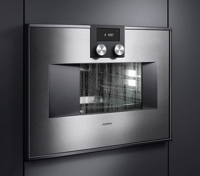 gaggenau combi steam oven bsh wiki. Black Bedroom Furniture Sets. Home Design Ideas