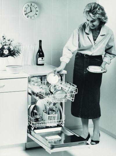 Siemens LADY PLUS 45 dishwasher - BSH Wiki