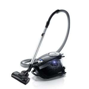 Boschu0027s Bagless Vacuum Cleaner Relaxxx From 2013. (Source: Press Fotos  Robert Bosch Hausgeräte GmbH)